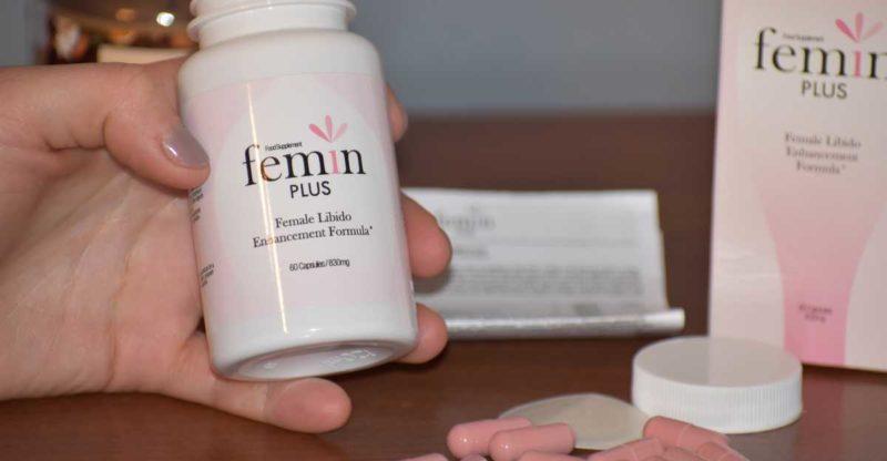 femin plus tabletki na potencję dla kobiet