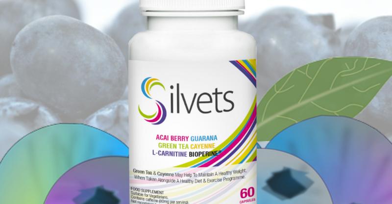 tabletki acai, guarana, kapsaicyna Silvets