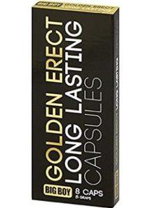 big boy golden erect - suplement dla mężczyzn