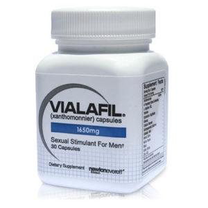 vialafil - suplementy dla mężczyzn