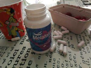 melatolin plus tabletki na sen